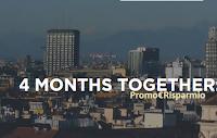 Logo Vinci gratis 4 mesi di affitto gratis nella casa dei tuoi sogni