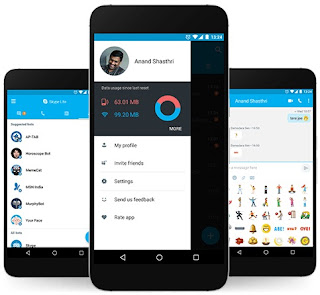 Microsoft Skype Lite launched in India