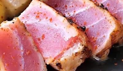 daging ikan untuk diet keto