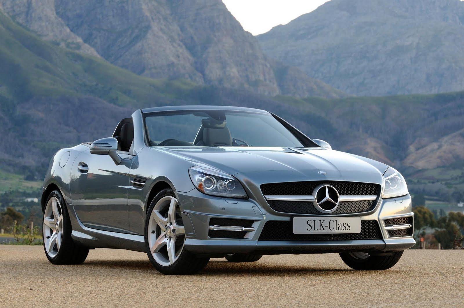 In4ride New 2012 Mercedes Benz Slk Now In Mzansi