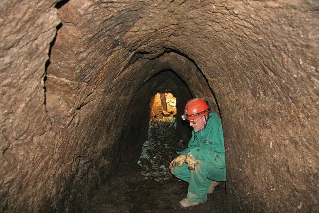 Túneles subterráneos en Europa