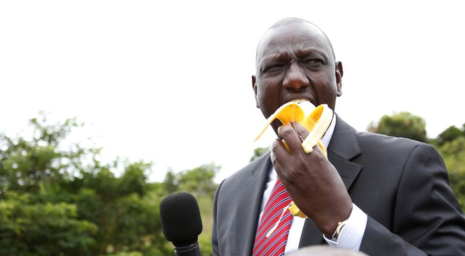 William Ruto Home Under Attack
