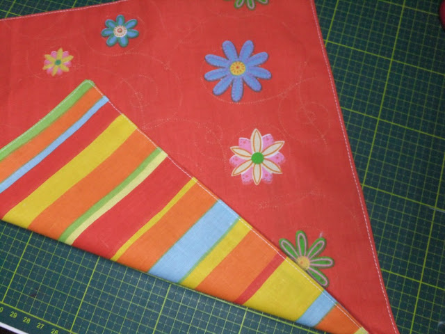 Blumenbeutel-DIY