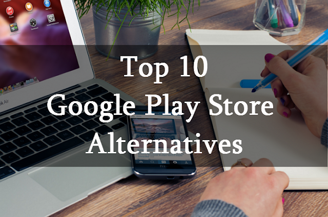 playstore alternative app stores