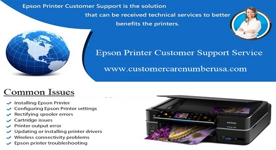 Best Epson printer Customer Service