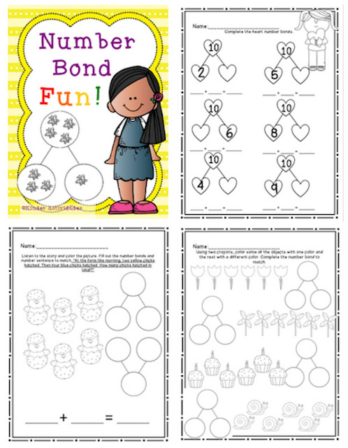 https://www.teacherspayteachers.com/Product/Number-Bonds-1-10-2451177