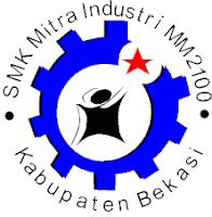 Logo bkk online smk mitra industri