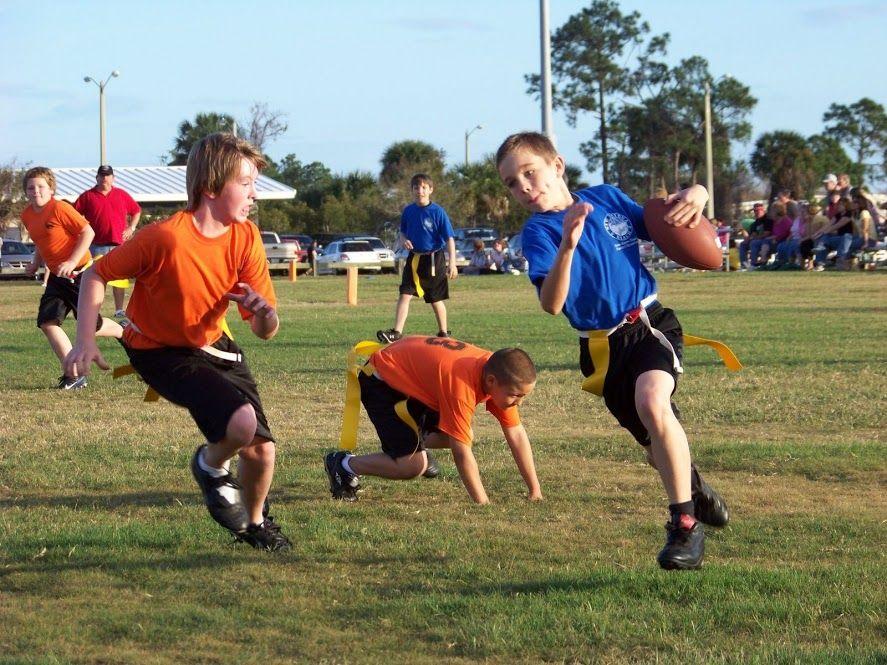 Flag Football - New Smyrna Beach Mom