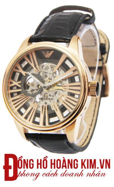đồng hồ nam giá rẻ dây da uy tín
