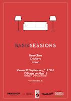Basik Sessions, Hola Chica, Chicharro y Cocoa