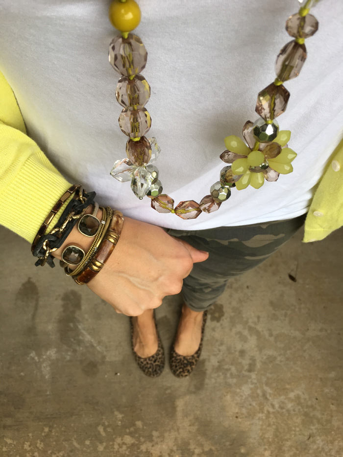 How to build an arm party
