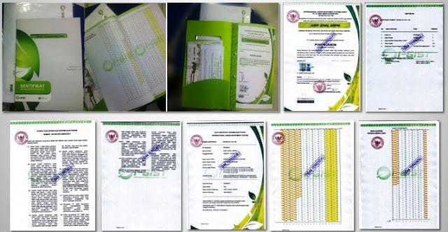 sertifikat jabon i-gist