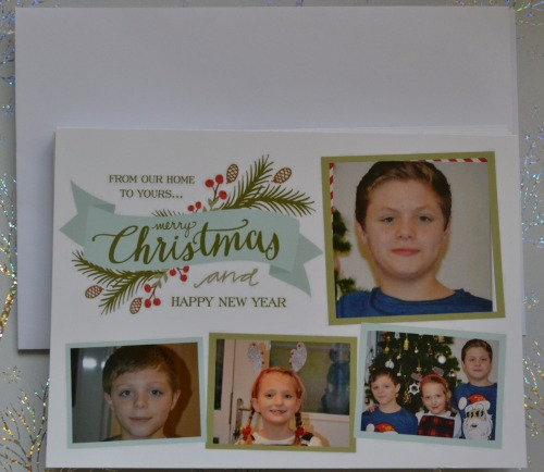 Personalised Christmas cards & gifts from Snapfish -review-