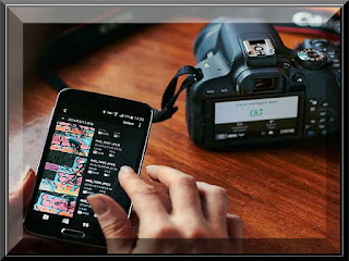 Canon Eos 800D Connecting to Smartphone via Wi-Fi