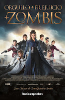 Orgullo + Prejuicio + Zombis 1, Seth Grahame-Smith