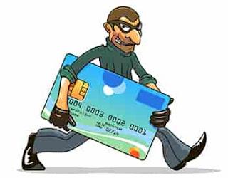 الشراء ببطاقات إئتمان مسروقة
