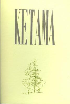 La revista Ketama: con Miguel Hernández, Vicente Aleixandre, Gerardo Diego y Jorge Guillén, Ancile