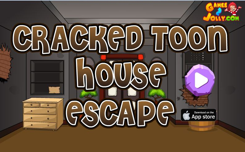 Cracked Toon House Escape…