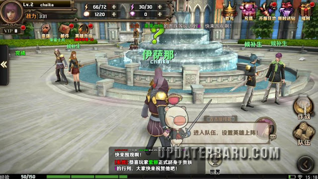 Final Fantasy The Awakening APK Rilis Terbaru For Android