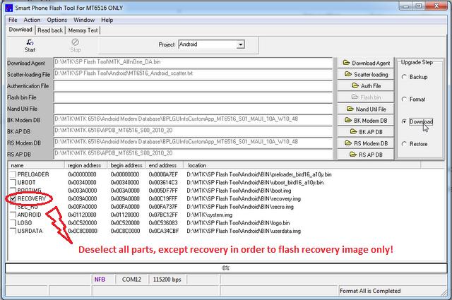 Error Nand Flash Was Not Detected Mtk6582 Fix