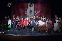 Χριστουγεννιάτικη Συναυλία Ωδείου Τούμπας Κ.Ματσίγκου 2017