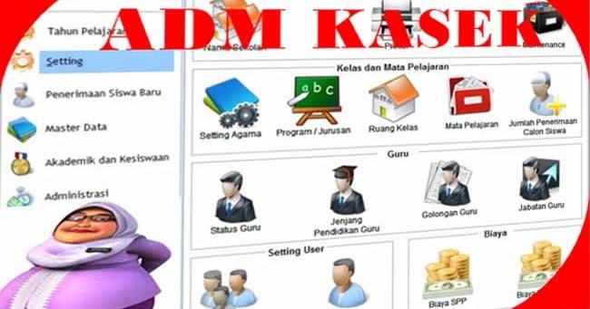 Administrasi Kepala Sekolah Kumpulan Format Lengkap Guru Sekolah Dasar