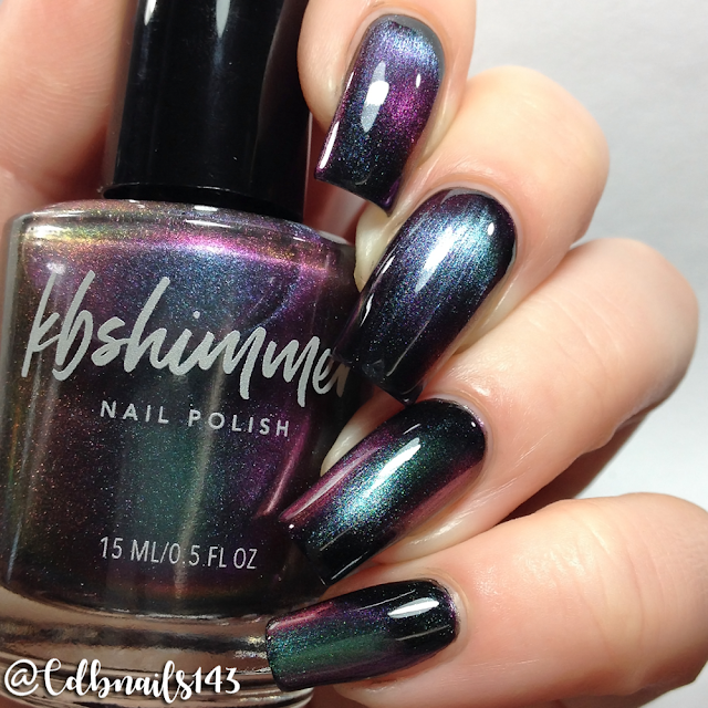 KBShimmer-Spaced Out