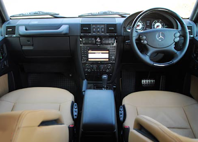 Interior Jip Mercy G-Class W463 G55 AMG