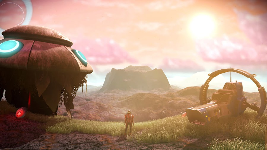 no man's sky visions update free expansion