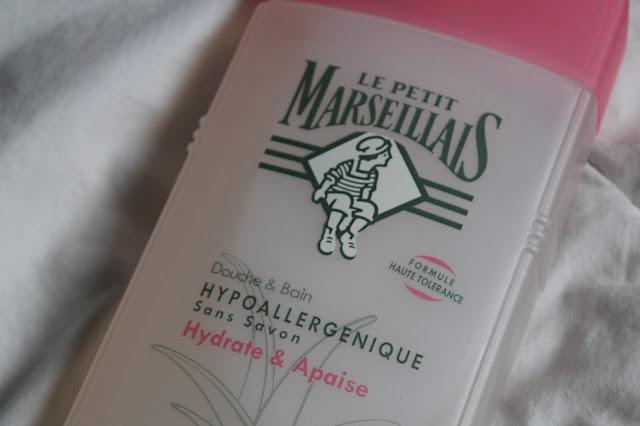 Douche & Bain Hypoallergenique Sève d'Aloe Vera - Le Petit Marseillais