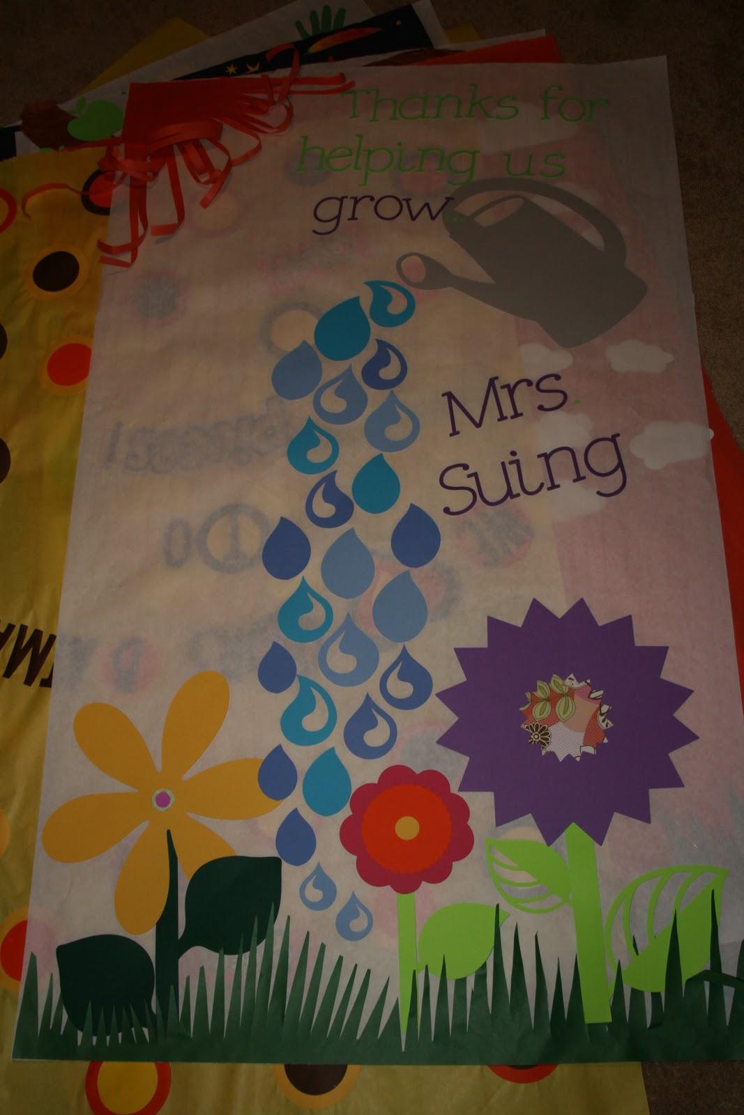 Doodle Bug by Lalah: Teacher Appreciation door decoration ...