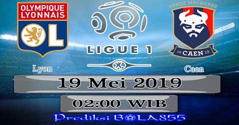 Prediksi Bola855 Lyon vs Caen 19 Mei 2019
