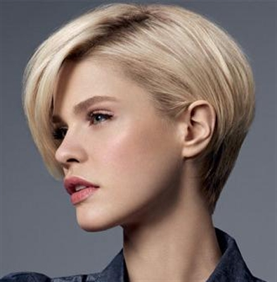 Swell Short Blonde Hairstyles 2013 Best Hairstyles Short Hairstyles For Black Women Fulllsitofus