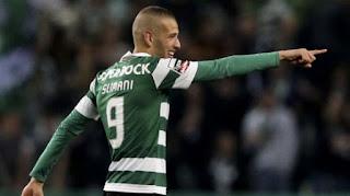 Leicester City Resmi Kontrak Islam Slimani