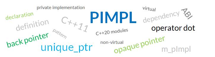 PIMPL pattern