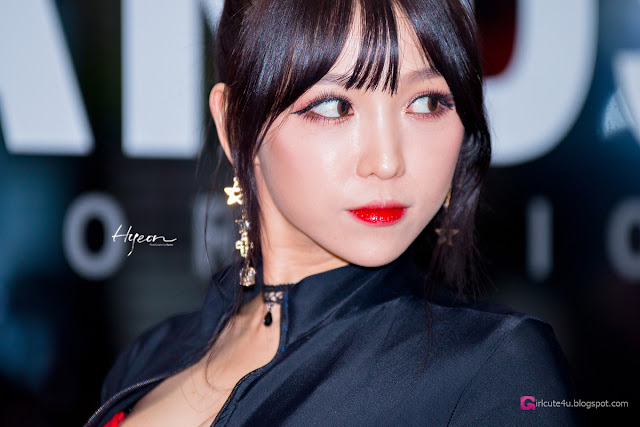 5 Lee Eun Hye - Seoul Auto Salon - very cute asian girl-girlcute4u.blogspot.com