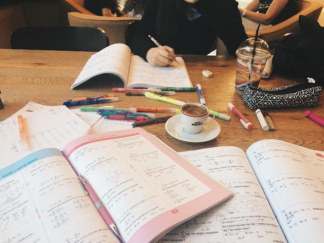 34 نصيحة للحصول على علامات مرتفعة في الدراسة