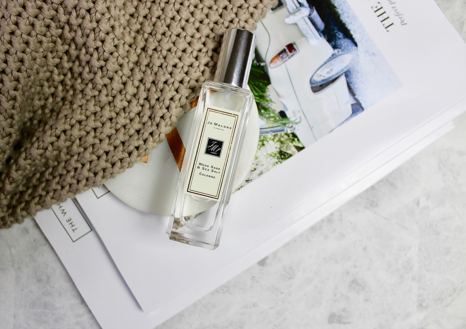 Jo Malone - Wood Sage & Sea Salt Cologne