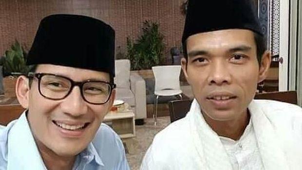 Ustadz Somad Sebut Salah Satu Syarat jadi Imam adalah Ganteng, Warganet Heboh