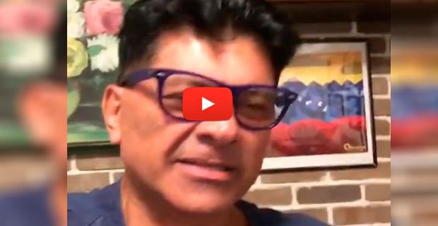 Franklin Virgüez le lanza con todo a Juan Barreto y al Chavismo Originario