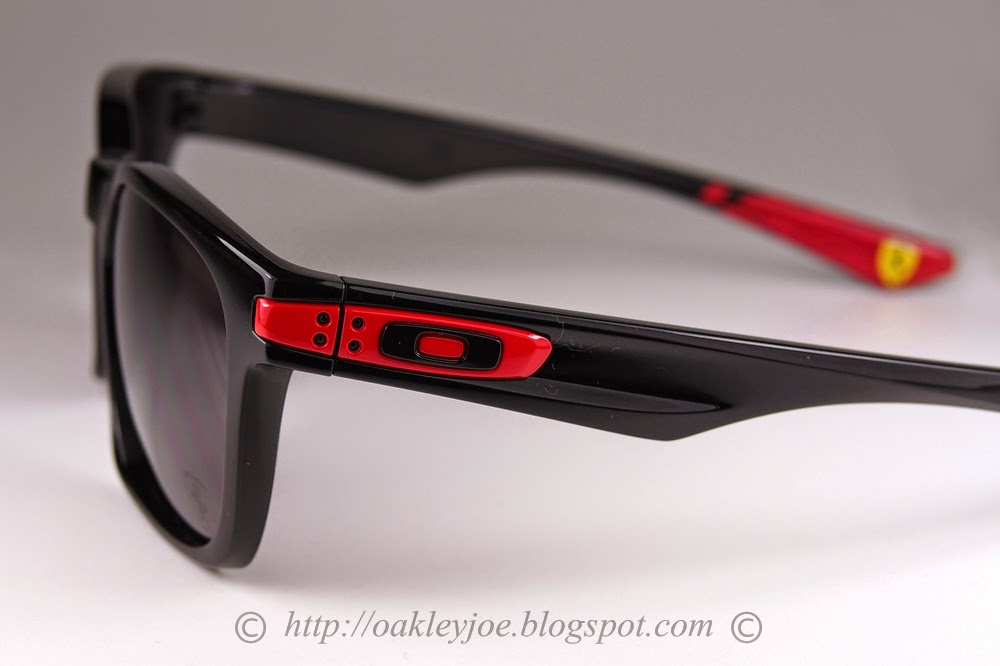 Oakley Fuel Cell Polarized >> Singapore Oakley Joe's Collection SG: Scuderia Ferrari