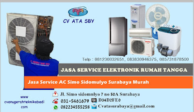 Jasa Service AC Simo Sidomulyo Surabaya Murah