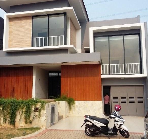 Desain Rumah Split Level Minimalis Cantik