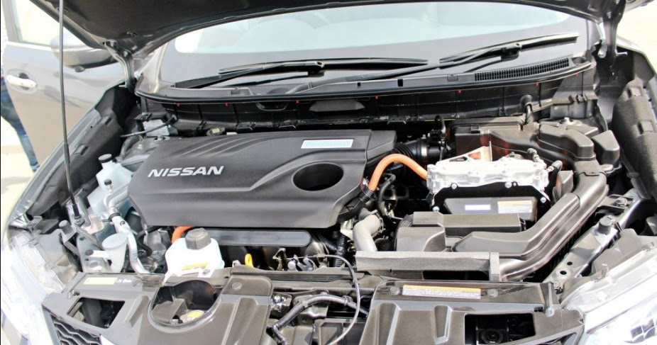 2020tech new hybrid system for nissan cars engine just