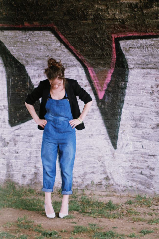 Stylonylon - Fashion Blog - Outfit Post - Dungarees