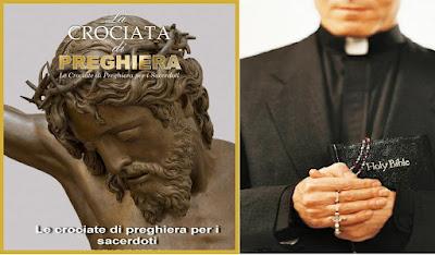 Ebook Le Crociate di preghiera per i Sacerdoti, fate questo dono a tutti i preti