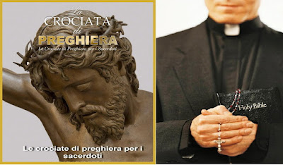 Ebook le Crociate di preghiera per i sacerdoti