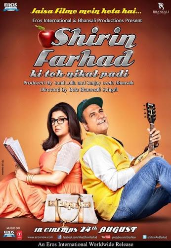Shirin Farhad Ki Toh Nikal Padi (2012) Movie Poster