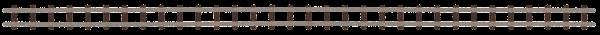 線路のライン素材