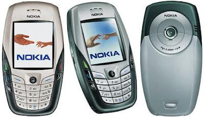 Một số điện thoại Nokia cổ kiểu dáng độc